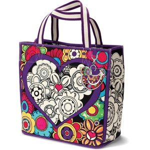 Brighton Love Grove II Tote New
